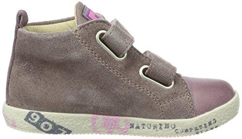 Naturino Falcotto 1427vl, Chaussures Marche Bébé Fille Rose - Pink (Rosa_9124)