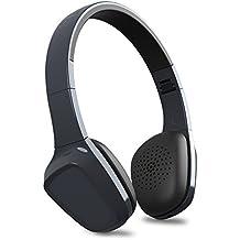 Energy Sistem Energy Headphones 1 Bluetooth - Auriculares de diadema cerrados (Bluetooth, Control Talk, Audio-In, bateria hasta 8 horas, plegables), grafito