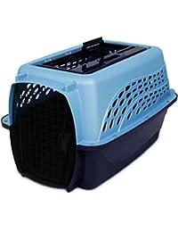 Petmate 2portes Top Load Carrier, 61cm, Frêne Bleu