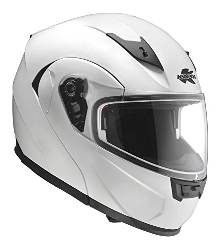 Givi HKKV25BB91060 Modular Casco Kv25 Nevada, Color Blanco, Talla L/60