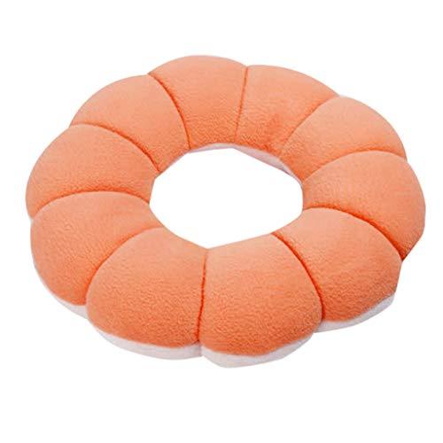 Kissen Cervical Lendenkissen Sofa Office Reisekissen Kissenbezug Bunt Couch Kissenbezüge Kissenbezüge Bettwäsche Sofakissen (Orange) ()