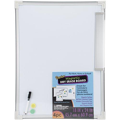 etisch Dry Erase Board 18x 24 (Transparente Dry Erase Board)