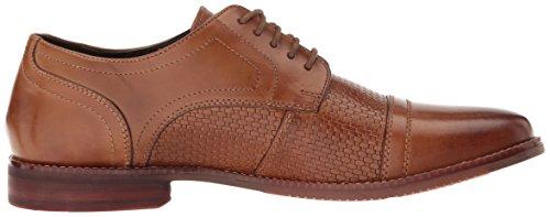 Rockport - Chaussures à bout boutonné Sp tissé pour homme Cognac Le
