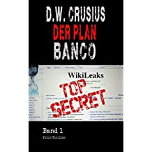 Der Plan (1): Banco (German Edition)
