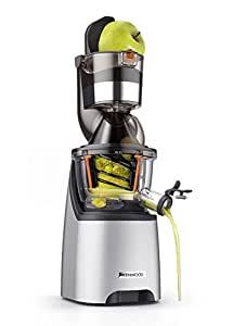 Cucina Slow Juicer Reviews : Kenwood JMP800SI Slow Juicer Estrattore: Amazon.it: Casa e cucina