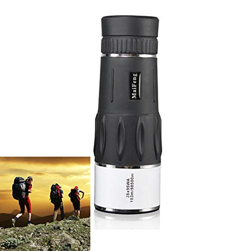 Ledu Taschenfernrohr 35X95, Erwachsene monokulär, leicht zu tragen, hohe Vergrößerung, Weitwinkel, geeignet für Outdoor-Reisen, mit Tüchern