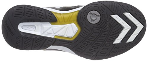 Hummel  OMNICOURT Z4 JR TROPHY, Chaussures Multisport Indoor mixte enfant Blanc - Blanc pâle