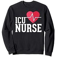 ICU Nurse - Medical Heart - Hospital Emergency ER RN Quote Sudadera