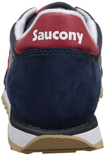 Saucony Originals Shoes - Saucony Originals Jaz... Marineblau / Rot