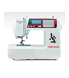 Usha Dream Maker 120 Sewing Machine - White