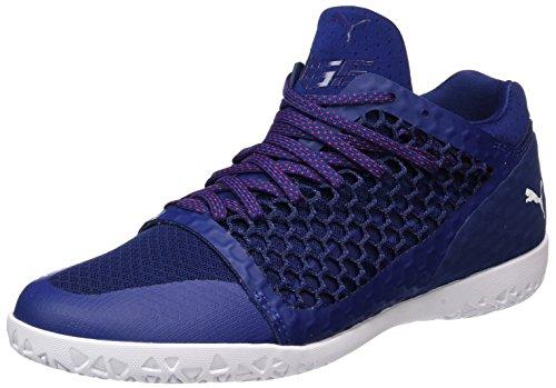Puma 365 Netfit CT, Chaussures de Football Homme Bleu (Blue Depths- White-toreador)