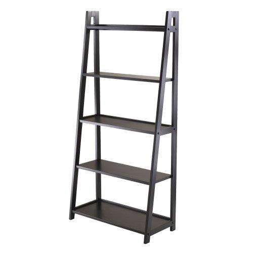 winsome-trading-20513-adam-5-tier-a-frame-shelf-black