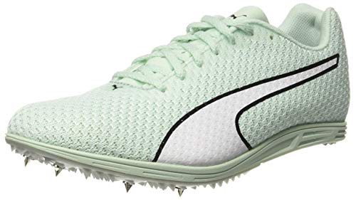 Puma Damen Evospeed Distance 8 Wn Leichtathletikschuhe Blau (Fair Aqua White), 37.5 EU