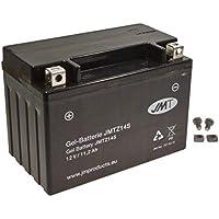 Batterie YUASA YTZ14S 12V//11,2AH f/ür Honda VFR1200 XA Crosstourer ABS Baujahr 2015 Ma/ße: 150x87x110