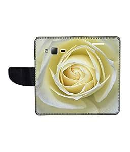 KolorEdge Printed Flip Cover For Samsung Galaxy Z1 Multicolor - (43KeMLogo10616SamZ1)