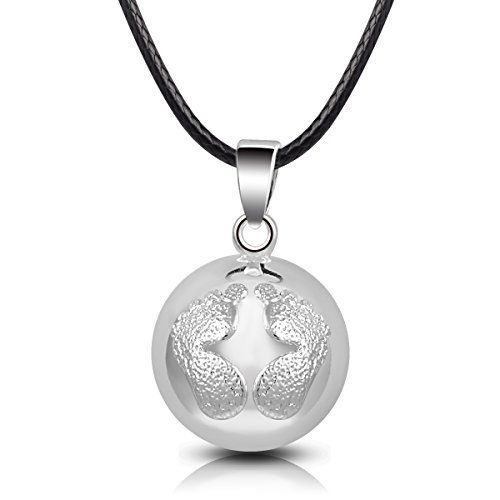 EUDORA Harmony Ball Enfant  925 Sterling Silver Plated