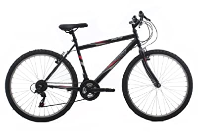 Activ by Raleigh Flyte II Men's Rigid Mountain Bike - Black, 19 Inch from Active