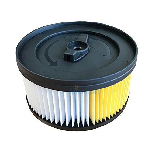 Preisvergleich Produktbild Patronenfilter Nano für Kärcher WD 5.400 / WD 5.470 / WD 5.600 MP & WD 5.800 eco!ogic alternativ Filter zu 6.414-960.0 / 64149600 von Microsafe®