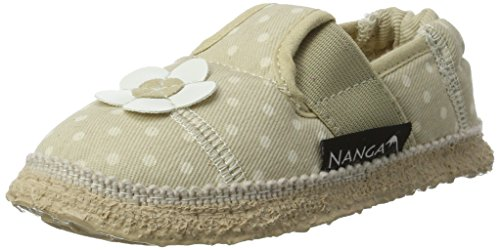Nanga Maja, chaussons d'intérieur fille Beige