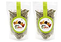 LET'S GO NUTS Raw Pumpkin Seeds, 250 Grams (Pack of 2)