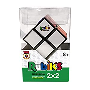 Rubik's Rubik´s 2×2 El Cubo Auténtico, Multicolor, 15.2 x 4.3 x 2.3 (Goliath 72103)