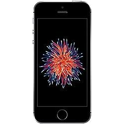 """Apple iPhone SE 10,2 cm (4"""") 64 GB SIM singola 4G Nero, Grigio"""