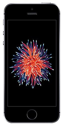 Apple iPhone SE 4' SIM única 4G 64GB Negro, Gris - Smartphone (10,2 cm (4'), 64 GB, 12 MP, iOS, 9, Negro, Gris)