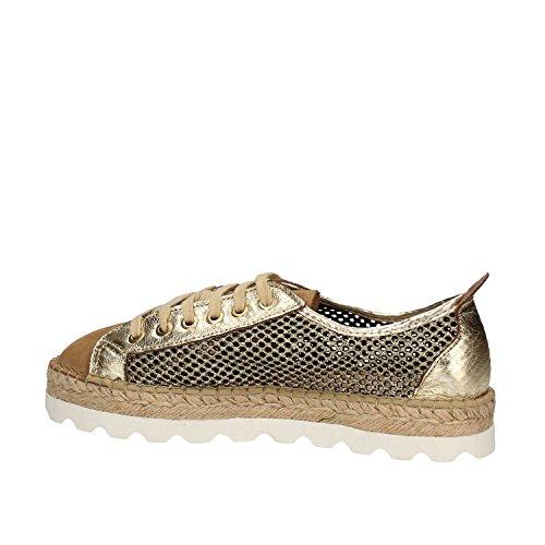 Keys , Damen Sneaker Platin
