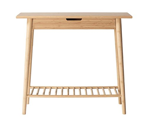 cinas dk, Noble Hall Table, Konsole, Konsolentisch mit Schublade, Noble, Tisch, Bambus, Bamboo, CINAS Dänemark, by cinas AS danmark, distributed by object de signprodukte