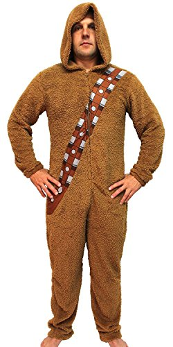 Star Wars Chewbacca Adult Onesie Medium