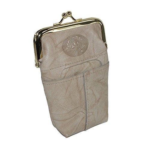 buxton-pour-femme-en-cuir-heiress-collection-etui-a-cigarettes-w-poche-briquet-taille-unique-taupe