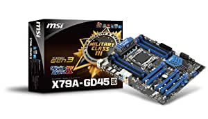 MSI 7760-030R Socket R (LGA 2011) 1 x Ethernet 6 x USB 2.0