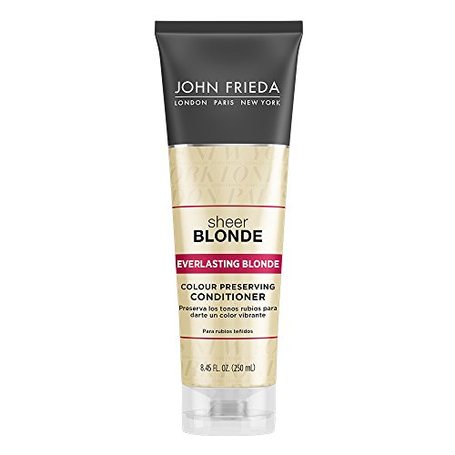 John Frieda Sheer Blonde Everlasting Blonde Conditioner, 8.45 oz by KAO Brands (English Manual)