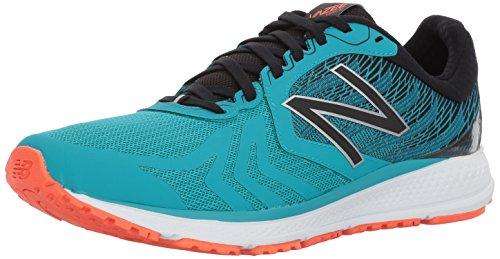 New Balance Vazee Pace v2, Zapatillas de Running para Hombre, (Teal/Black), 43 EU