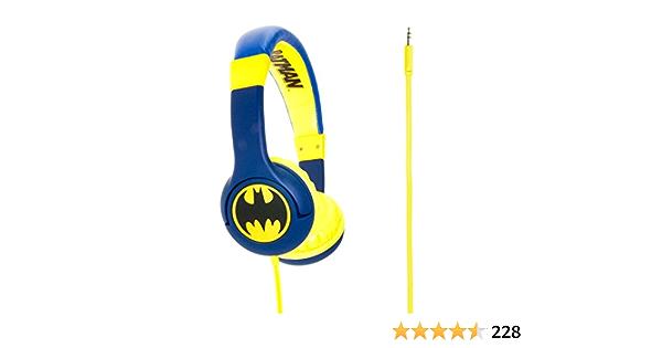 Otl Technologies Junior Kinder Kopfhörer Batman Caped Elektronik