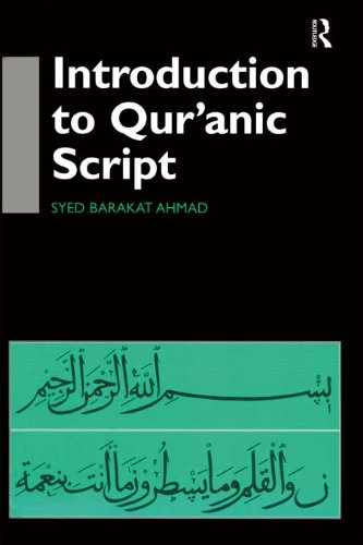 Introduction to Qur'anic Script