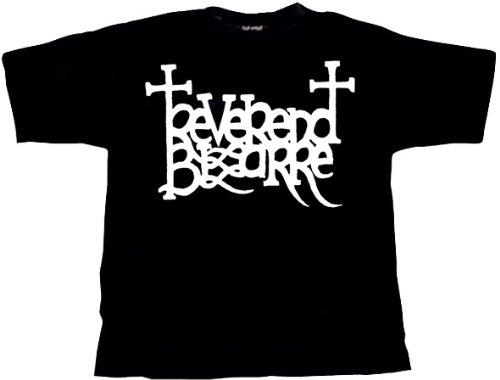 Reverend Bizarre Logo T-Shirt, XL / Extra-Large (ga 61) -