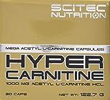 SCITEC Hyper Carnitine - 90 capsules