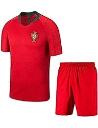 uniq Portugal Ronaldo Jersey with Shorts 2019