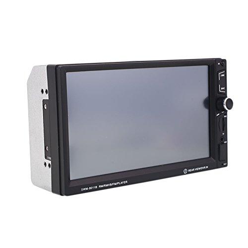 Mini-regal Cd-player (Sedeta Reproductor de manos libres para coche MP5 Bluetooth Receptor estéreo de audio para vehículos de camiones)