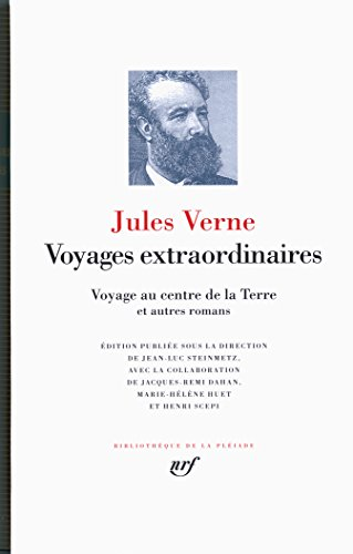 Voyages extraordinaires:Voyage au centre de la terre et autres romans