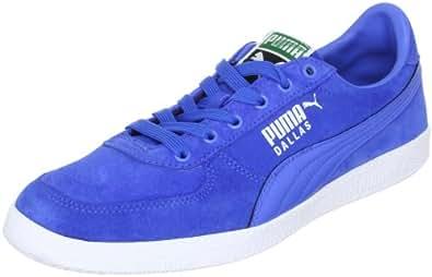 Puma  Dallas, basket homme - Bleu - Blau (palace blue-white 29), 40.5 EU
