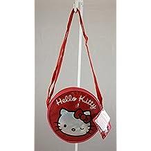 Umhängetasche Handtasche Täschchen Schultertasche Disney Hello Kitty ø 16,5 cm