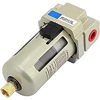 DEWIN Separador de Agua de Aceite de Aire de 1/4 pulg, Reemplazo de Filtro de Aire 1500mpa/min 1.0mpa