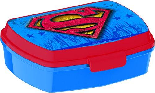 Preisvergleich Produktbild Stor, 85675, Sandwich Maker Rechteckiges Superman no bpa