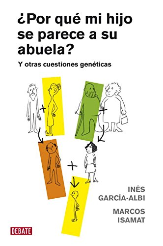 ¿Por qué mi hijo se parece a su abuela?: Y otras cuestiones genéticas (Debate) por Ines Garcia-albi