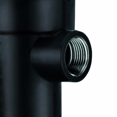 Einhell Hauswasserwerk GE-WW 9041 E (900 W, 4100 l/h, max. Förderdruck 4,8 bar, 20 l Behälter, ECO Power: mehr Fördermenge, weniger Stromverbrauch) - 10