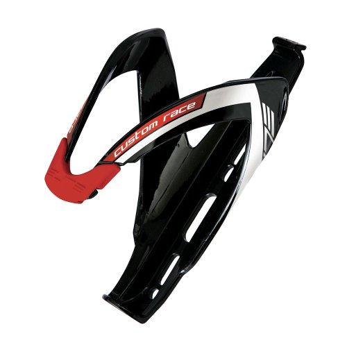 Elite Flaschenhalter Custom Race, schwarz/rot, FA003515080
