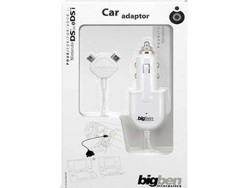 Nintendo DS Lite/DSi/DSi XL/3DS/3DS XL - KFZ Power-Adapter, 1 Stück