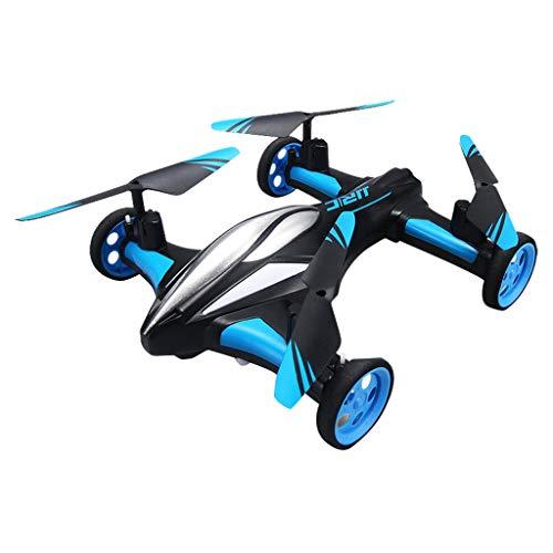 feiXIANG Drone con Telecamera Quadricottero Mini Quadcopter per Bambini Professionale Selfie Parrot Droni Chiave Ritorno Hover 3D GPS Flying Cars Auto Telecomando Auto e RC Quadcopter Telecomando
